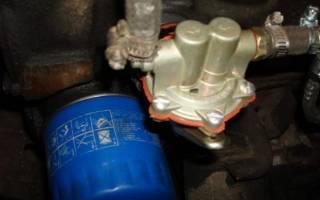 Регулировка топливного насоса ваз 2106