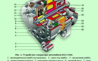 Что такое статор генератора