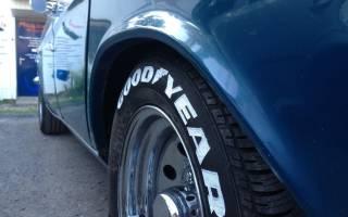 Обозначение надписей на шинах