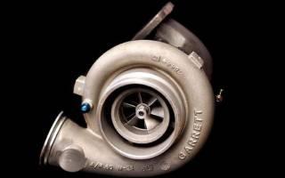 Турбо на карбюраторный двигатель