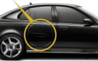 Полироль для глубоких царапин на автомобиле