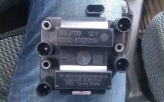 Модуль зажигания ваз 2109 инжектор признаки неисправности