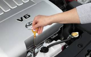 Когда лучше проверять уровень масла в двигателе