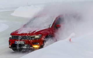 Сравнение зимних шин 2018 года за рулем