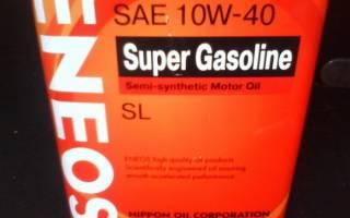 Моторное масло ени 10в40 отзывы