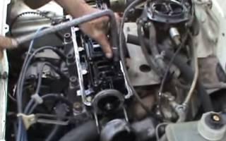 Ремонт двигателя ваз 2109 инжектор 8 клапанов