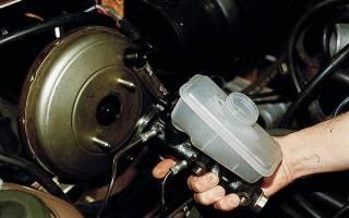 Поменял главный тормозной цилиндр а тормозов нет