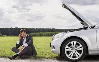 Машина чихает при нажатии на газ инжектор