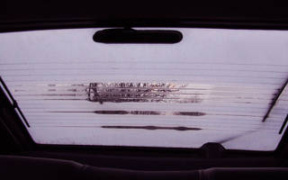 Реле включения обогрева заднего стекла