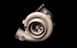Турбина на бензиновый двигатель своими руками