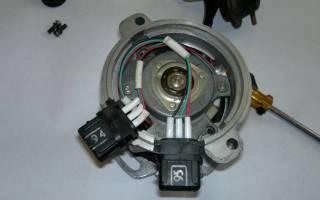 Распределитель зажигания ваз 2109 инжектор
