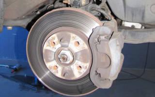 На сколько хватает передних тормозных колодок