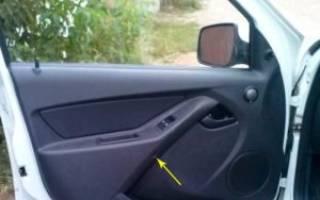 Не закрываются передние двери лада гранта