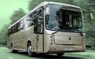 Отечественные капотные автобусы и их производные