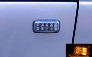 Переделка реле поворотов под светодиоды ваз 2110