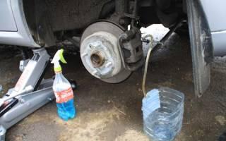Сколько тормозной жидкости в системе ваз 2109