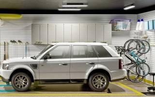 Стандартные размеры гаража для легкового автомобиля