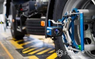 Чем регулируется схождение колес