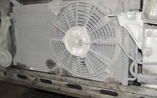 Лада калина замена радиатора охлаждения двигателя