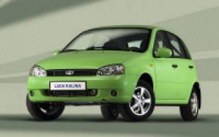 Лада калина 2006 технические характеристики седан