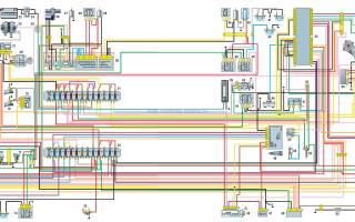 Порядок подключения высоковольтных проводов газель 405