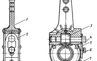 Маз 5516 тормозная система
