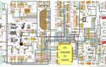 Схема системы охлаждения ваз 2112 16 клапанов