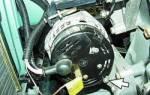Малый заряд генератора ваз 2110