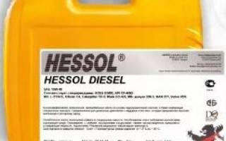 Моторное масло хессол 10w 40 отзывы