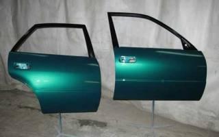 Покраска ручек дверных автомобиля