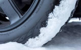 Когда надо переобувать машину на зимнюю резину