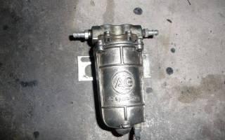 Електробензонасос низького тиску ваз 2108 карбюратор