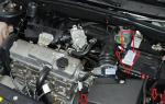 Указатель температуры двигателя лада гранта