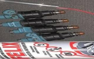 Чистка форсунок приора 16 клапанов своими руками