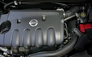 Моторное масло для двигателя hr16de