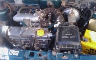 Объем двигателя ваз 2115 самара