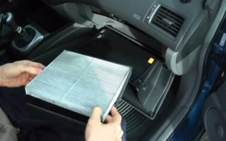 Что такое воздушный фильтр салона в машине