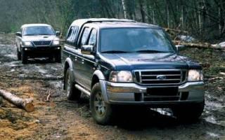 Что лучше форд рейнджер или митсубиси л200