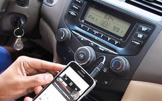 Управление автомагнитолой с телефона