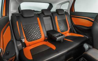 Технические характеристики автомобиля лада веста кросс