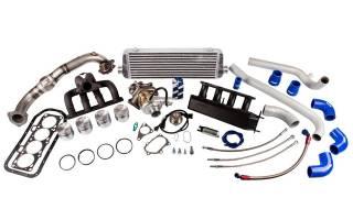 Турбинный двигатель на автомобиле