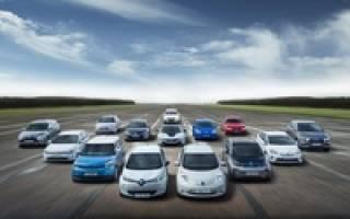 Электроавтомобили в россии 2018 цены