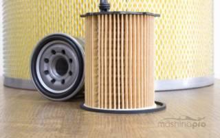 Сепараторы дизельного топлива для легковых автомобилей