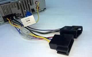 Подключение музыкального модуля к автомагнитоле