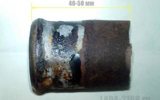 Установка термостата на ваз 2109 от 2110
