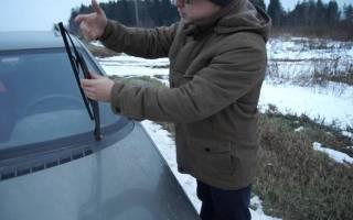 Почему скрипят дворники на авто