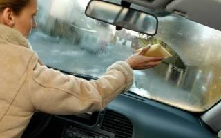 Чтобы окна не потели в авто