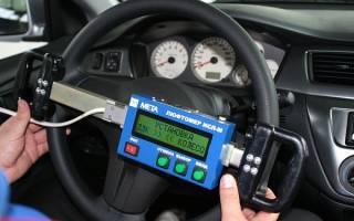 Что такое люфт рулевого управления